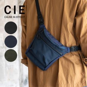 CIE シー SPREAD ショルダーバッグ バッグ 鞄 カバン ポーチ サコッシュ 日本製 メンズ レディース|nakota