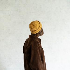 nakota Colunaline オーディナリー ニット帽 ニットキャップ ニット帽 帽子 日本製  メンズ レディース|nakota|07