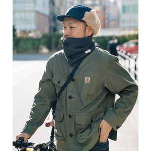 nakota ナコタ 撥水ナイロンフライトキャップ アビエイターキャップ 帽子 メンズ レディース ボア 防寒 冬|nakota|08