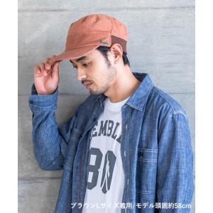 nakota ナコタ ソフトパイルリブワークキャップ 帽子 メンズ レディース 大きいサイズ 春 夏 nakota 02