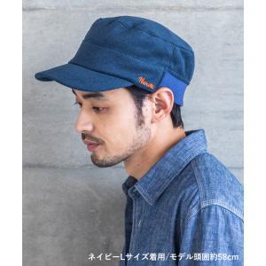 nakota ナコタ ソフトパイルリブワークキャップ 帽子 メンズ レディース 大きいサイズ 春 夏 nakota 04