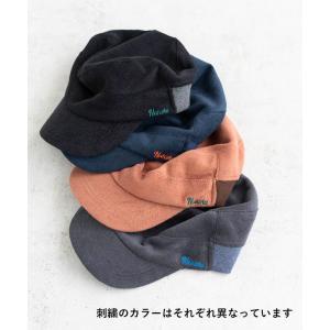 nakota ナコタ ソフトパイルリブワークキャップ 帽子 メンズ レディース 大きいサイズ 春 夏 nakota 06