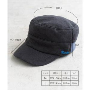 nakota ナコタ ソフトパイルリブワークキャップ 帽子 メンズ レディース 大きいサイズ 春 夏 nakota 08