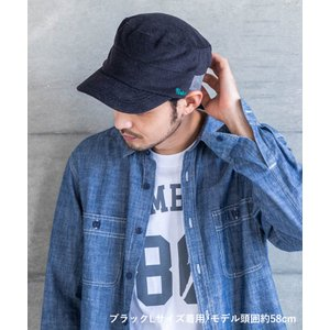 nakota ナコタ ソフトパイルリブワークキャップ 帽子 メンズ レディース 大きいサイズ 春 夏 nakota 09