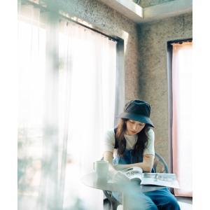 バケットハット 帽子 メンズ レディース コットン ナイロン スポーツ アウトドア 登山 ストリート 紫外線防止 日除け UV 小顔 バケハ 男女兼用|nakota|11