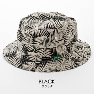 バケットハット 帽子 大きいサイズ nakota ナコタ ボタニカルリーフ ハット メンズ レディース|nakota|13
