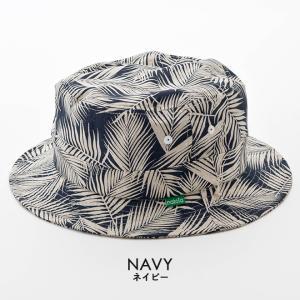 バケットハット 帽子 大きいサイズ nakota ナコタ ボタニカルリーフ ハット メンズ レディース|nakota|14