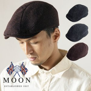 ABRAHAM MOON アブラハムムーン ウールハンチング 帽子 大きいサイズ ビッグサイズ メンズ|nakota