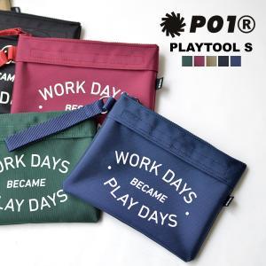 P01 ( プレイ ) PLAYTOOL S ポーチ 収納ポーチ|nakota