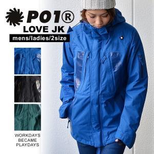 PLAY DESIGN(プレイデザイン)P01 LOVE JK ラブジャケット スノボー スキー ウェア アウター 冬山 雪山 アウトドア メンズ レディース|nakota