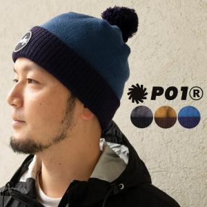 PLAY DESIGN プレイデザイン P01 PLAY TWO-TONE KNIT ニット帽 バイカラー メンズ レディース|nakota