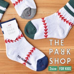 THE PARK SHOP ( ザパークショップ ) PARKBOY SOCKS 靴下 キッズ|nakota