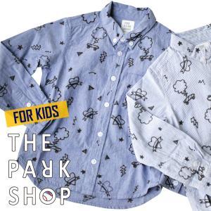 THE PARK SHOP ( ザ パークショップ )  80'DRAW SHIRTS シャツ カットソー トップス|nakota