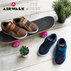 AIRWALK×THE PARK SHOP エアウォーク ザパークショップ ONE スニーカー 靴 キッズ ジュニア 子供用 男の子 女の子|nakota