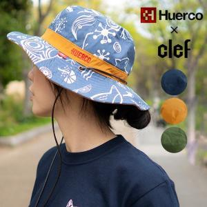 Huerco × CLEF フエルコ クレ REV. FISH HAT 帽子 ハット リバーシブル ...