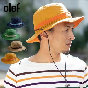 clef クレ ADV.60/40 AFTON HAT 帽子 ハット アドベンチャーハット サファリハット ロクヨンクロス メンズ レディース アウトドア フェス 60/40クロス|nakota