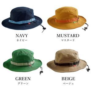clef クレ ADV.60/40 AFTON HAT 帽子 ハット アドベンチャーハット サファリハット ロクヨンクロス メンズ レディース アウトドア フェス 60/40クロス|nakota|18