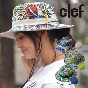 clef クレ リバーシブル テトン ハット サファリハット ハット 帽子 nakota