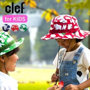 clef クレ KIDS BEAR HAT ベアーハット 帽子 ハット サファリハット アドベンチャーハット アウトドアハット キッズ 子供用 フェス 公園 nakota