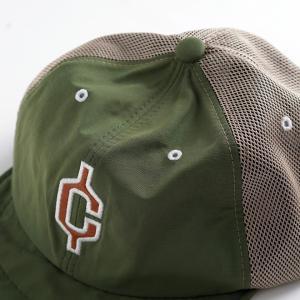 clef クレ 60/40 MESH WIRED B.CAP メッシュワイヤーキャップ 帽子 BBキャップ ベースボールキャップ メッシュキャップ メンズ レディース トレイルラン 登山|nakota|08