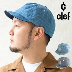 clef クレ FIELD B.CAP 帽子 ベースボールキャップ BBキャップ メンズ レディース アウトドア キャンプ フェス|nakota