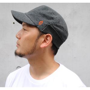 clef (クレ) リブ スウェット ワークキャップ 帽子 キャップ 2サイズ展開!小顔効果アリ季節を問わず年中被れるワークキャップ|nakota|04