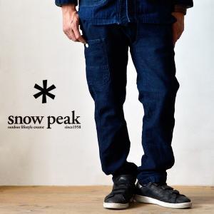 snow peak スノーピーク Noragi Pants ノラギパンツ ウェア ボトムス 防寒 メンズ アウトドア 日本製 岡山 エイジング|nakota