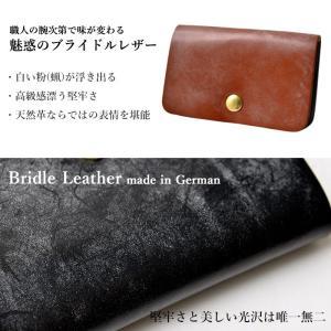 RE.ACT リアクト Bridle Leather Card Case カードケース 名刺入れ 定期入れ レザー ブライドルレザー プレゼント ギフト ビジネス パス PAS|nakota|02