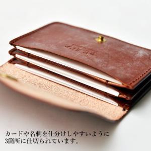RE.ACT リアクト Bridle Leather Card Case カードケース 名刺入れ 定期入れ レザー ブライドルレザー プレゼント ギフト ビジネス パス PAS|nakota|04
