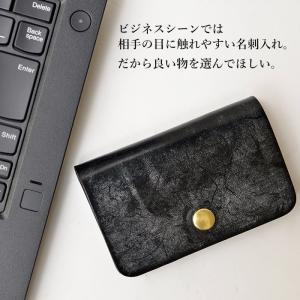 RE.ACT リアクト Bridle Leather Card Case カードケース 名刺入れ 定期入れ レザー ブライドルレザー プレゼント ギフト ビジネス パス PAS|nakota|05