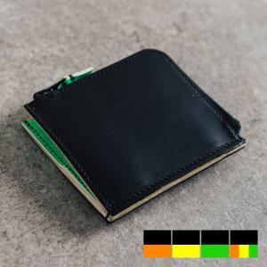 Re-ACT Awake L-Fastener Compact Wallet アウェイクレザーL字コンパクトウォレット 財布  日本製 メンズ レディース 小銭入れ|nakota