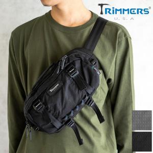 TRIMMERS U.S.A トリマーズ Motoscaper モトスケーパー バッグ カバン ショルダーバッグ|nakota
