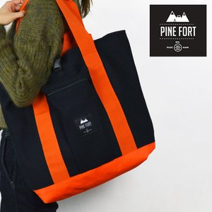 PINE FORT(パインフォート) WOOL TOTE BAG ウールトートバッグ ハンドバッグ メンズ レディース 大きめ 大容量 A4 カバン 通勤 通学|nakota