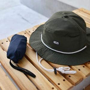 ナイロン パッカブル ハット 帽子 メンズ レディース サファリハット サーフハット turn me on ターンミーオン ギフト プレゼント|nakota|02
