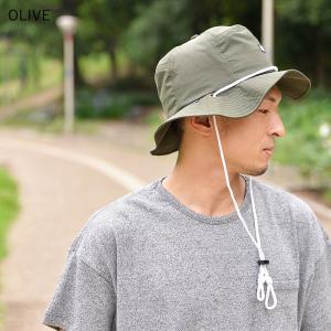 ナイロン パッカブル ハット 帽子 メンズ レディース サファリハット サーフハット turn me on ターンミーオン ギフト プレゼント|nakota|05