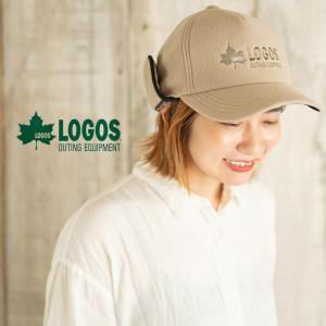 LOGOS ロゴス フリース防寒キャップ フライトキャップ 耳付き 帽子 メンズ レディース アウトドア キャンプ 春 秋 冬 飛行帽|nakota