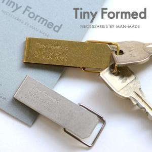 Tiny Formed ( タイニーフォームド ) Tiny metal key clip キーホルダー 日本製|nakota