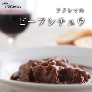 福島肉店 フクシマのビーフシチュウ 160g|namahage-takuhaibin