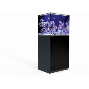 【営業所まで当店負担】レッドシー REEFER 170 ブラック オーバーフロー水槽セット600