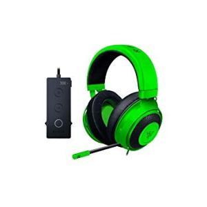 Kraken Tournament Edition Green Razer (分類:ヘッドセット)