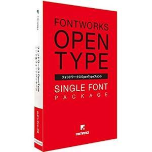 フォントワークスOpenTypeフォント ユトリロPro-DB for Mac CD Volume 1.0 フォントワークス 分類:フォント集 の商品画像|ナビ