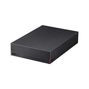 HD-NRLD3.0U3-BA ブラック バッファロー (分類:外付け ハードディスク)