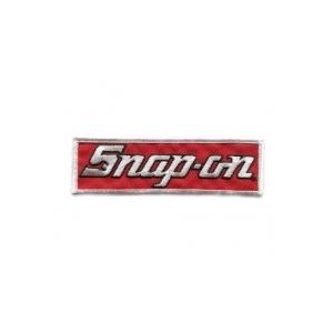 【ワッペン】Snap-on(スナップオン) ロゴ ワッペン(Snap-on Patch)|nammara-store