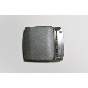 【バックル】陸上自衛隊(JGSDF) 作業服ベルト用バックル 【OD/オリーブドラブ】(JGSDF Belt Buckle)|nammara-store