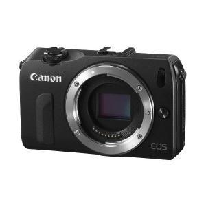 【デジタル一眼】Canon(キヤノン) EOS M ボディ(ブラック)【送料無料】
