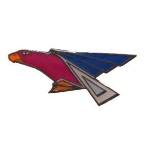 【航空自衛隊】百里基地 第302飛行隊 ピンバッジ|nammara-store