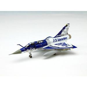 【1:200スケール】M-SERIES(Mシリーズ)  ミラージュ2000C フランス空軍 EC1/5 Vendee 2007 7471 nammara-store