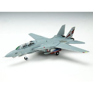 【1:200スケール】M-SERIES(Mシリーズ)  F-14A トムキャット VF-154 ブラックナイツ NF100 『CAG 1994』 7693 nammara-store