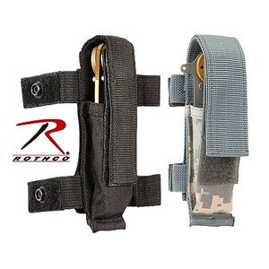 【米軍】Rothco(ロスコ) ナイフポーチ MOLLE装備 (MOLLE Compatible Knife / Flashlight Sheath) 40066