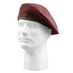 【米軍】Rothco(ロスコ) US. スペシャルフォース ベレー帽(G.I. Type Inspection Ready Beret)【レッド】|nammara-store